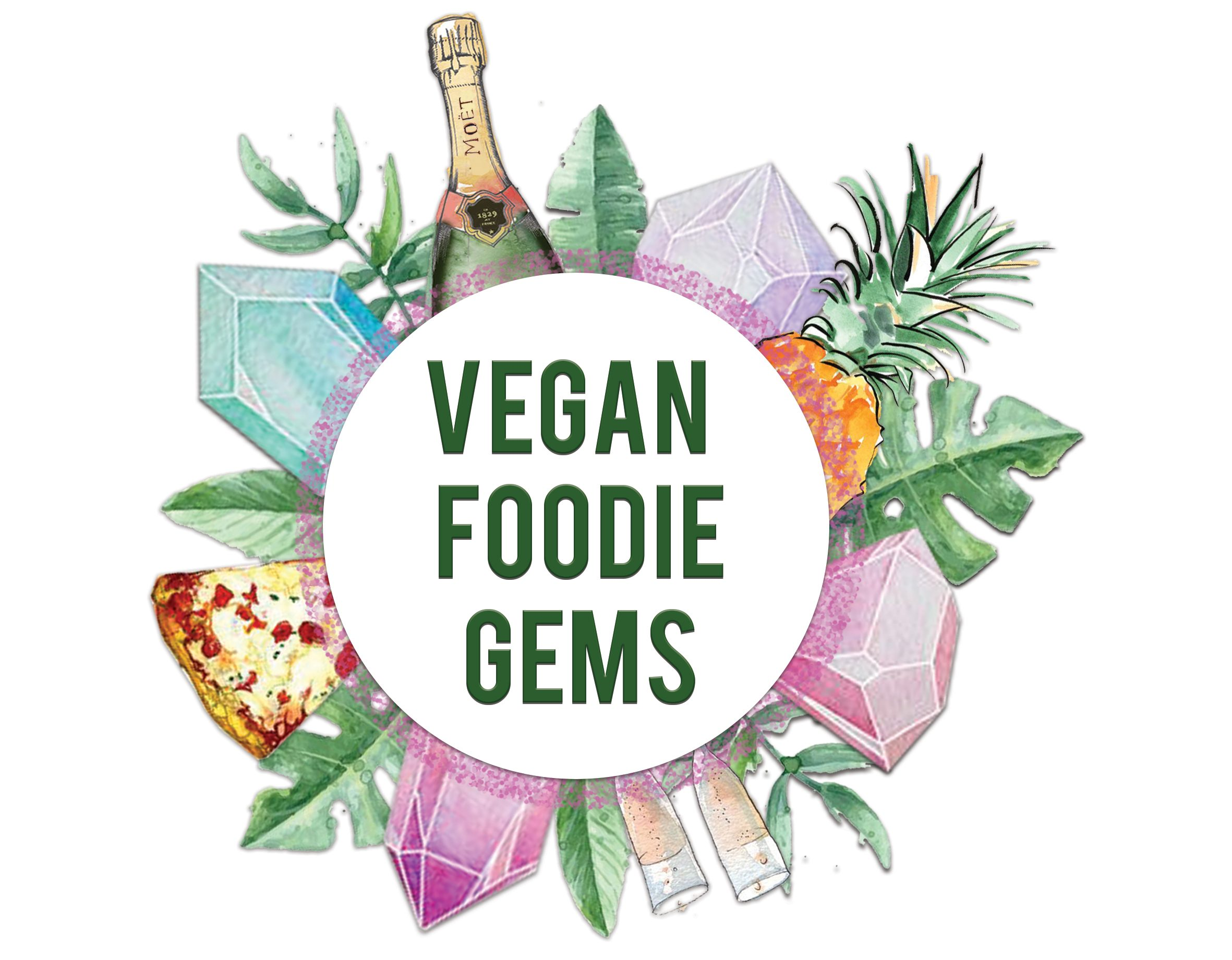 Vegan Foodie Gems